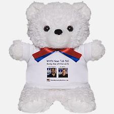 Brad and Bo Teddy Bear
