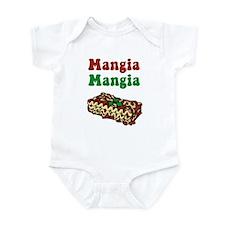 Mangia Mangia Italian Infant Bodysuit