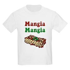 Mangia Mangia Italian T-Shirt
