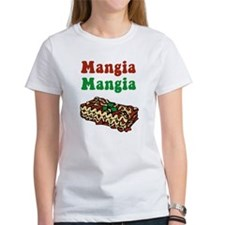 Mangia Mangia Italian Tee