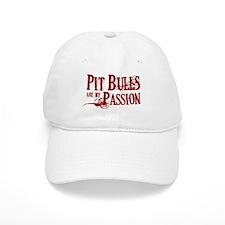 Pit Bull Passion Baseball Baseball Cap
