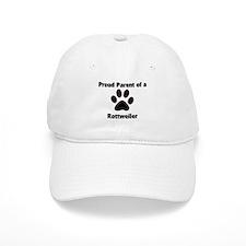 Proud: Rottweiler Baseball Cap