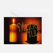 Merry Yule Greeting Cards (Pk of 10)