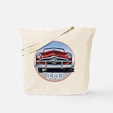The Avenue Art 1949 Tote Bag