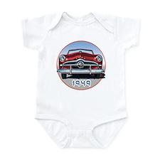 The Avenue Art 1949 Infant Bodysuit