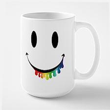 Smiley Juicy Rainbow Mug