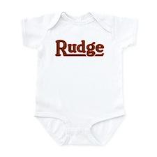 Cute Mg vintage Infant Bodysuit