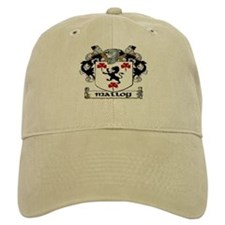 Malloy Coat of Arms Baseball Baseball Cap