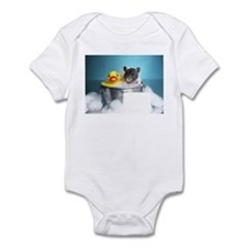 Aimee's rats nest Infant Bodysuit