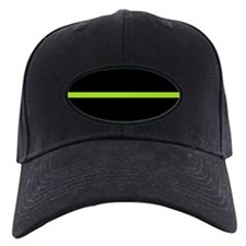 Thin Lime Line Baseball Hat
