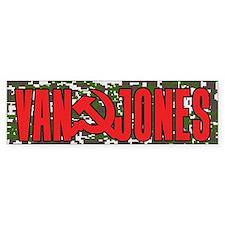 Van Jones Bumper Bumper Sticker
