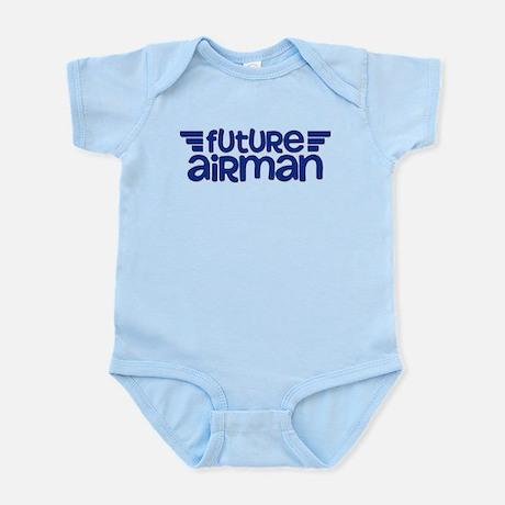 Air Force Future Airman Infant Bodysuit Infant Bodysuit