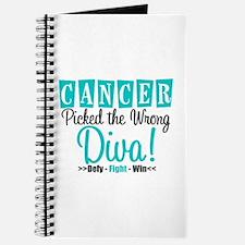 OvarianCancerPickedWrongDiva Journal