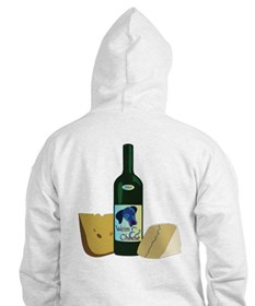 2009 Weim and Cheese MHWR Hoodie