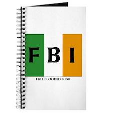 FBI Flag Journal