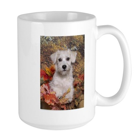 Schnoodle Time Large Mug