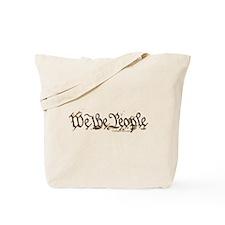 Cute We people Tote Bag