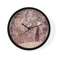Right Kid Wall Clock