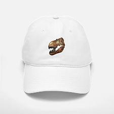 T-rex Skull Baseball Baseball Cap
