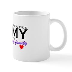 United States Army Sister Mug