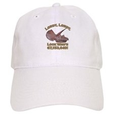 Triceratops / Lordy Baseball Cap