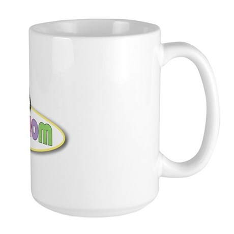 Golden Mom Large Mug