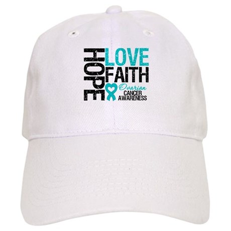 Ovarian Cancer Hope Cap