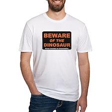 Beware / Dinosaur Shirt