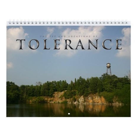 Set and Locations of Tolerance Calendar