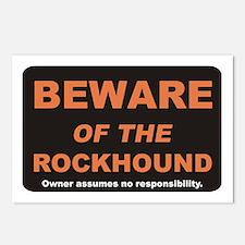 Beware / Rockhound Postcards (Package of 8)