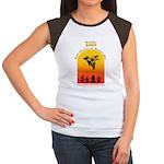 Swine Flu Women's Cap Sleeve T-Shirt