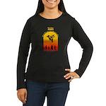 Swine Flu Women's Long Sleeve Dark T-Shirt