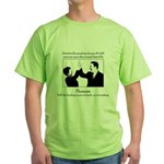 Human Flu Green T-Shirt