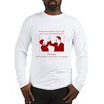 Human Flu Long Sleeve T-Shirt