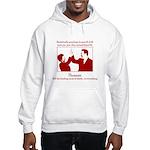 Human Flu Hooded Sweatshirt