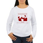 Human Flu Women's Long Sleeve T-Shirt