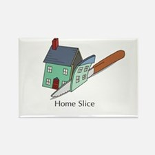 Cute Homey Rectangle Magnet