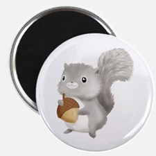 Cute Squirrel Magnet