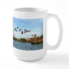 Canada Geese Mug