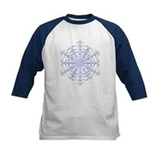 Big Blue Snowflake Tee