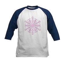 Big Pink Snowflake Tee