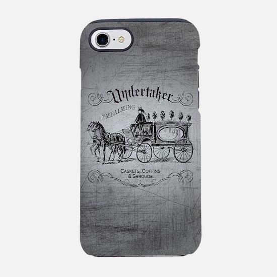 Undertaker Vintage Style iPhone 7 Tough Case