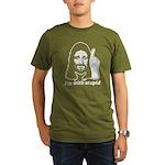 I'm With Stupid (JC Edition) Organic Men's T-Shirt