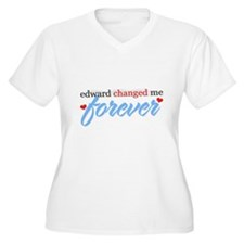 Edward changed me Forever T-Shirt
