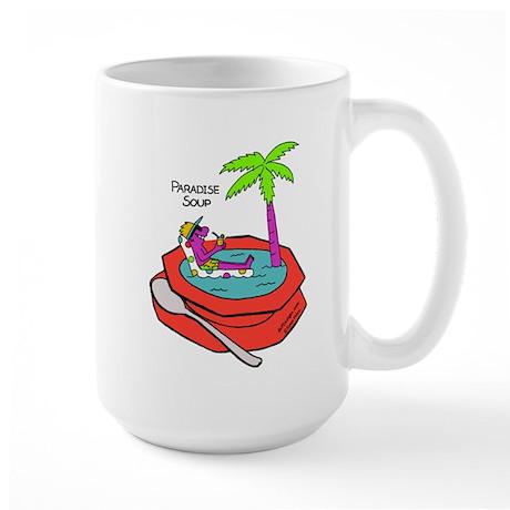 ParadiseSoup3 Mugs