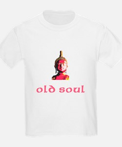 New Baby Old Soul Kids T-Shirt