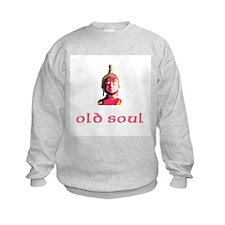 New Baby Old Soul Sweatshirt