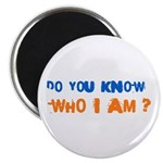 Who I Am Magnet