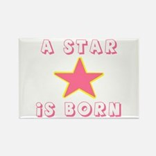 A Star is Born Rectangle Magnet