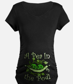 A Pea in the Pod Pregnancy and T-Shirt